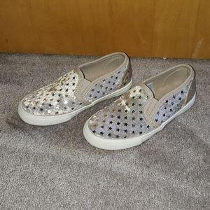 Star Slip On Sneakers